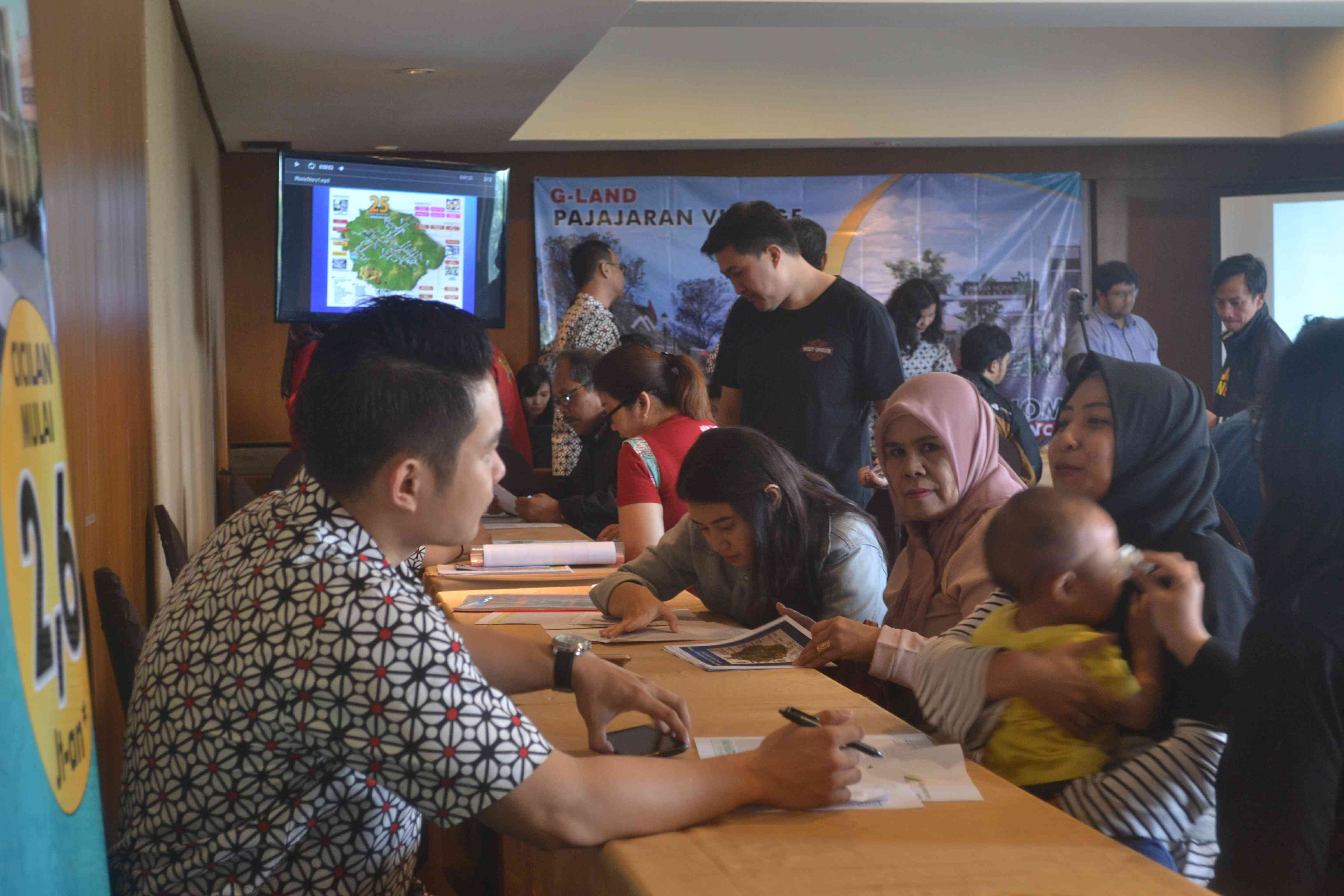 Soft Launching G-Land Pajajaran Village & Seroja Home Residence 3